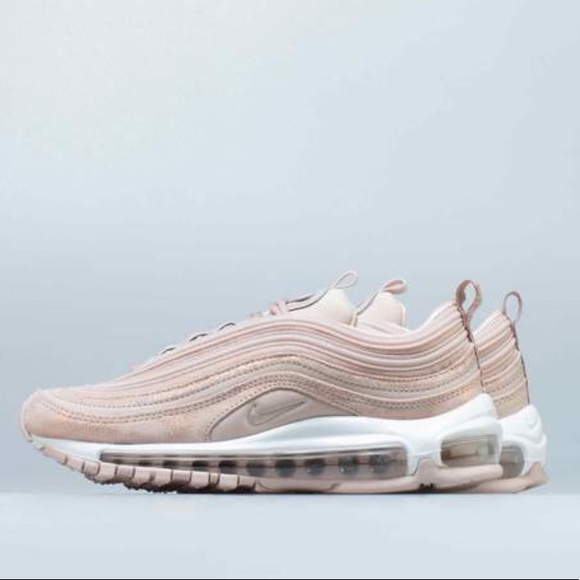Details about NIKE AIR MAX 97 SE ROSE GOLD PINK BRONZE Woman Size 12 Mens 10.5 [AV8198 200]